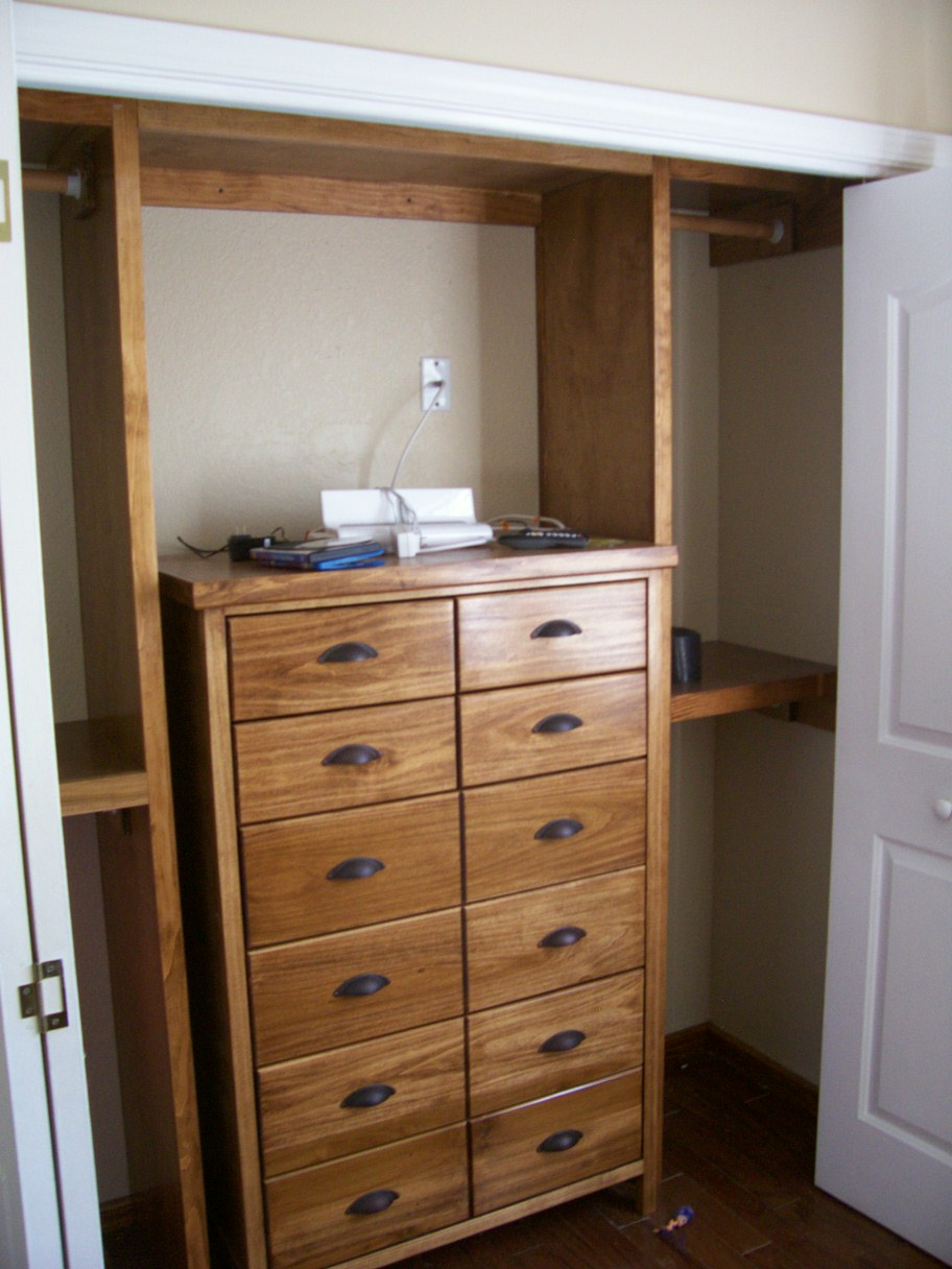 closet organizer with chest of drawers cheap cabinets and more quality for less. Black Bedroom Furniture Sets. Home Design Ideas